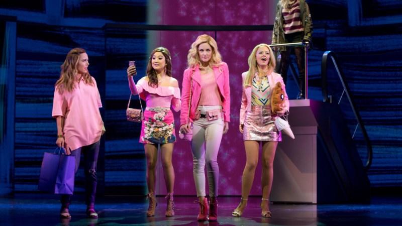 Descubre 10 cosas que probablemente no sabías sobre la película Mean Girls - mean-girls-9