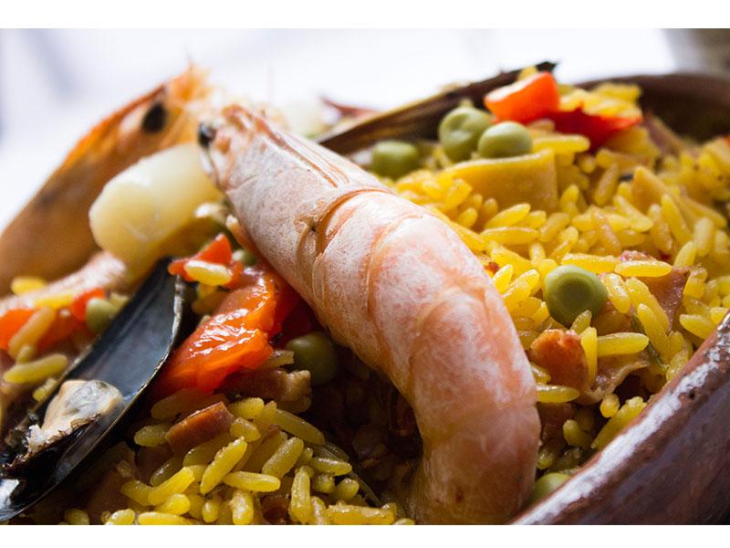 Los mejores lugares para comer paella en la CDMX - paella-grupo-castellano