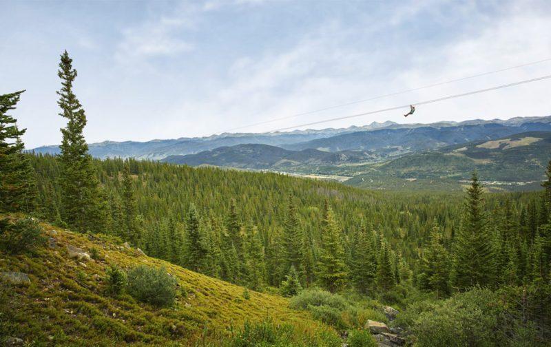Breckenridge, una aventura más allá del esquí - paisaje-vista-montancc83as-naturaleza-tiroleza