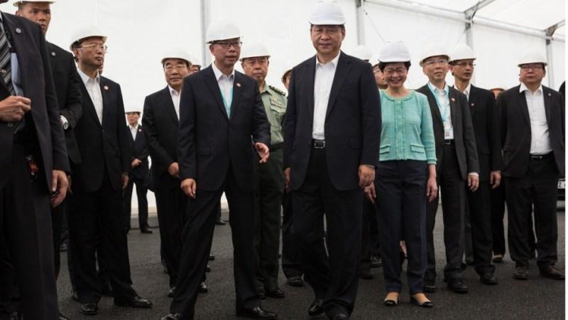 China inaugura el puente marítimo más largo del mundo - puentechina_presidente