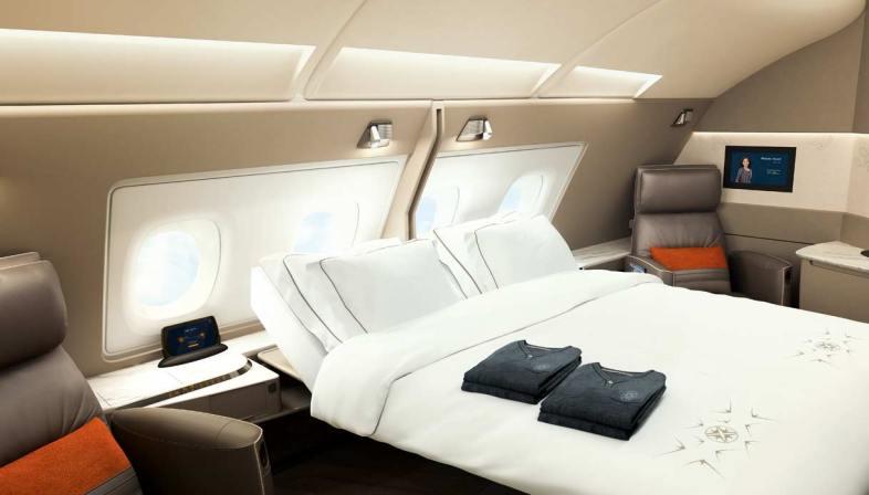 Singapore Airlines ofrecerá el vuelo sin escalas más largo del mundo - singapore-airlines-1
