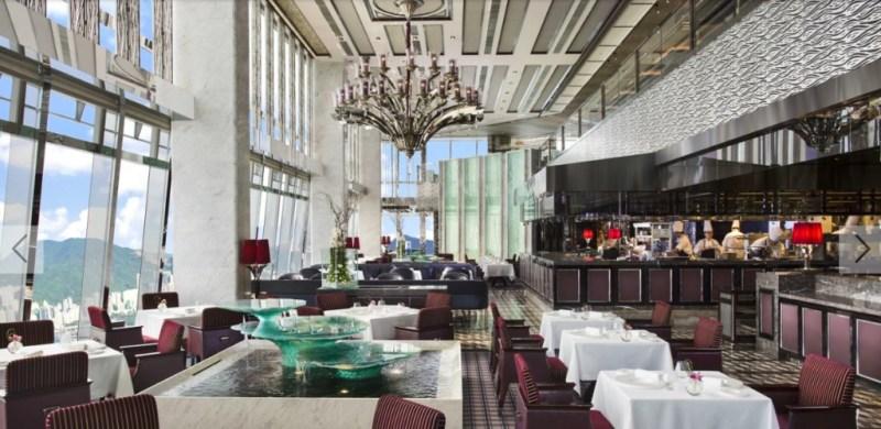 Guía para visitar Hong Kong - tosca-restaurant-hong-kong