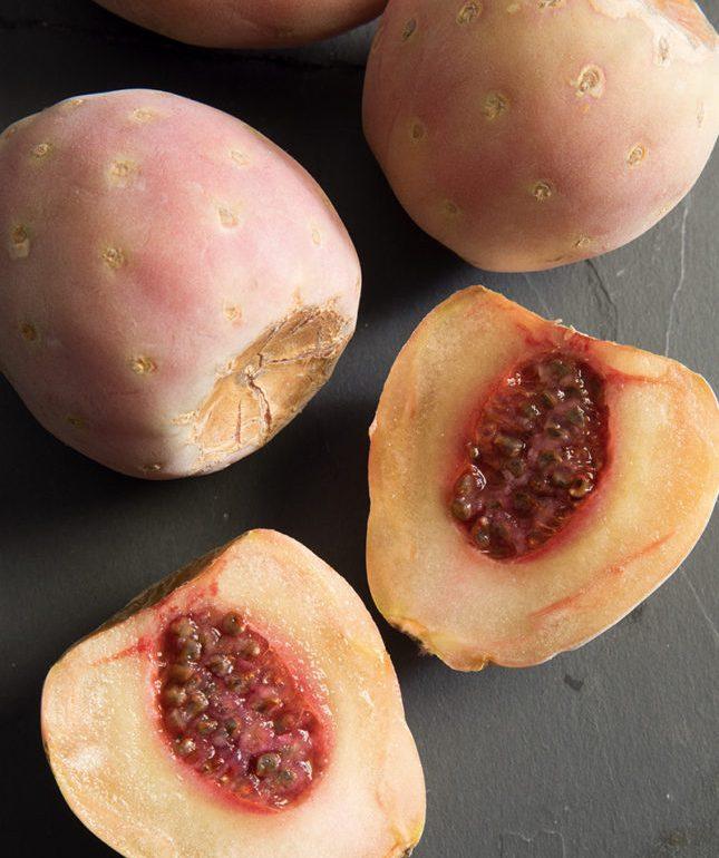 HOTabc: ingredientes de temporada - xoconostle tuna agria fruta comida