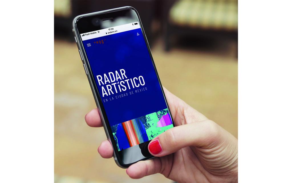 ONDA MX: Una plataforma dedicada a la escena artística de la Ciudad de México - 6