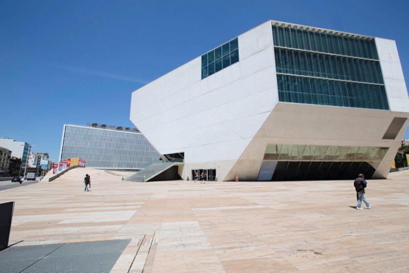 Dos días en Oporto...¿o Porto? - casa-de-la-musica