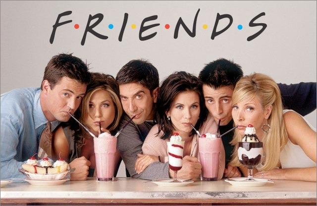 10 cosas que probablemente no sabías sobre Friends - links-friends-1