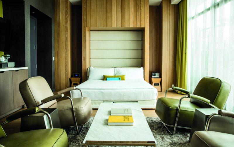 Nobu Hotel Epiphany Palo Alto. Gastronomía y lujo al estilo japonés - nobu-hotel-3