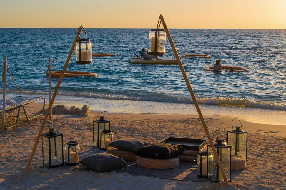 Las Islas Caimán, un archipiélago en el corazón del Caribe - playa vista sala picnic
