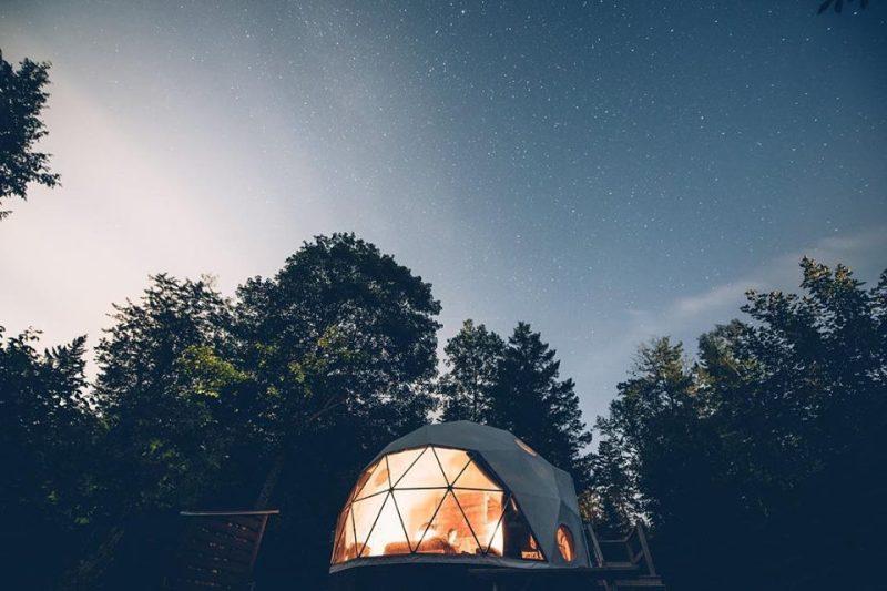 Bubble hotels que tienes que conocer - ridgeback-lodge-canada