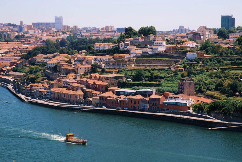 Dos días en Oporto...¿o Porto? - rio-duoro-porto