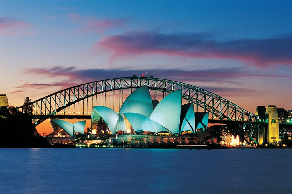 Guía para visitar Sídney - Sydney PORTADA