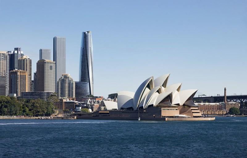 Guía para visitar Sídney - sydney-skyline