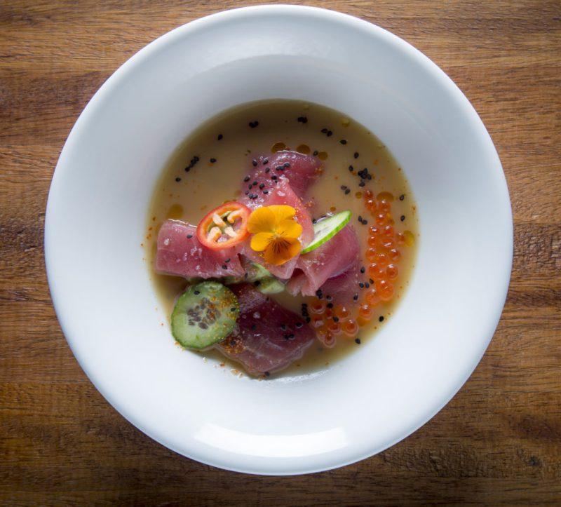 Millesime presenta The Gourmet Masters - tiradito-de-atn-jose-del-castillo