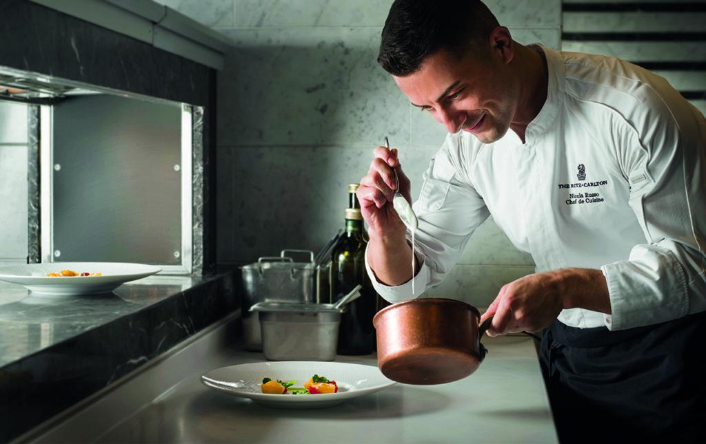 Tosca Hong Kong, alta cocina del sur de Italia en el corazón de Asia - TOSCA-1