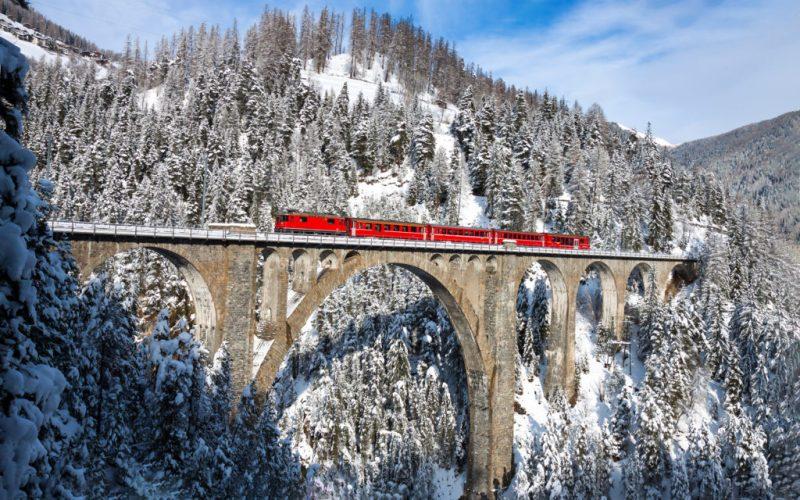 Los viajes en tren más impresionantes del mundo - viajes-en-tren-glacier-3