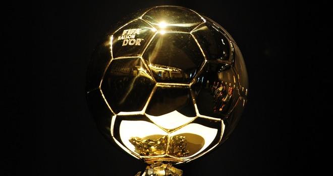 Luka Modric y Ada Hegerberg reciben el Balón de Oro - Balon de Oro PORTADA