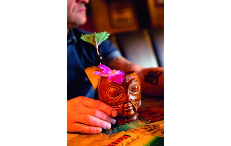 48 horas en Palm Springs - bootlegger-tiki-bar