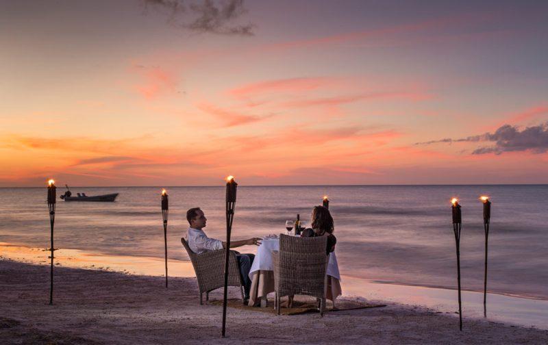 Ser Casasandra Holbox, tu casa en el paraíso - casa-sandra-hotel-atardecer-playa-holbox