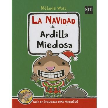 Los mejores cuentos de Navidad para niños - cuentos-de-navidad-la-navidad-de-ardilla-miedosa