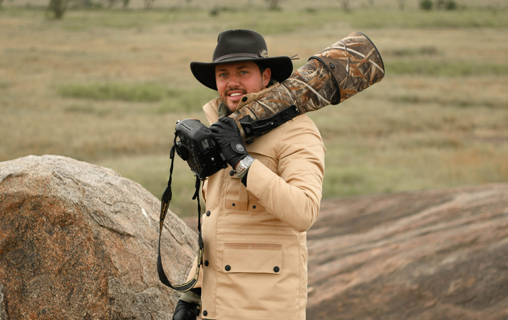 Diego Rodríguez: el fotógrafo que captura momentos en la naturaleza - Diego Rodríguez fotógrafo áfrica selva animales
