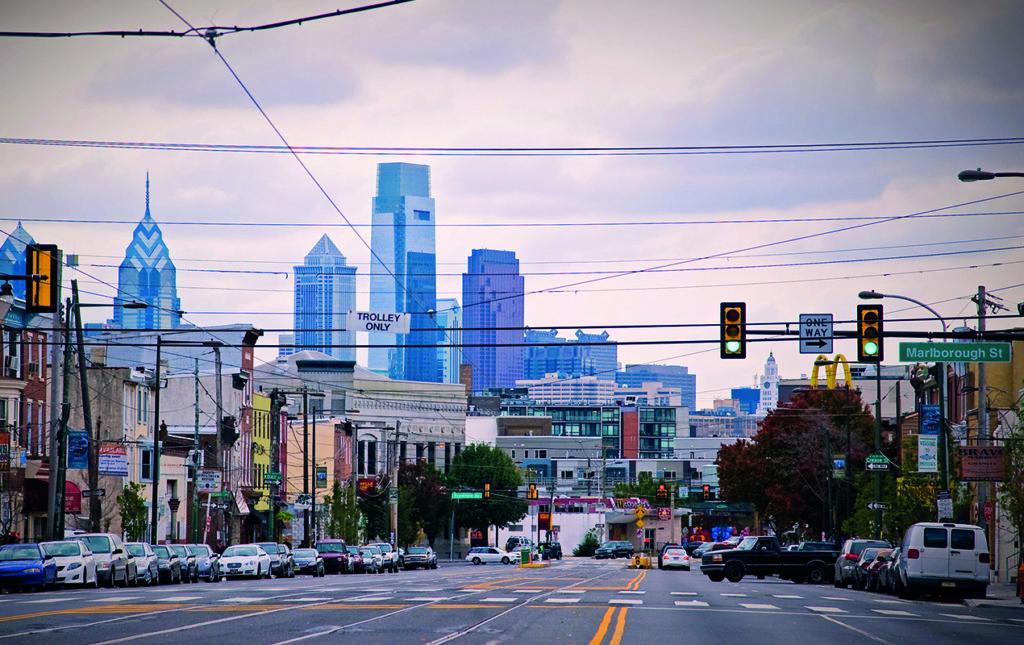 48 horas en Filadelfia - DOWNTOWN