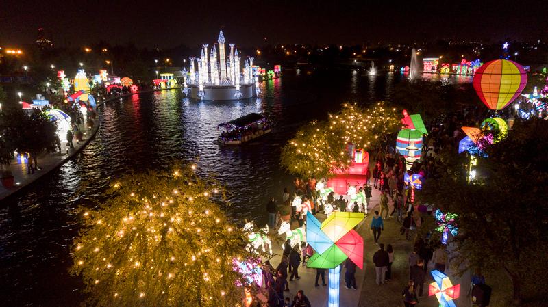 7 increíbles festivales de Navidad en el mundo - festivalesnavidad_luztopia