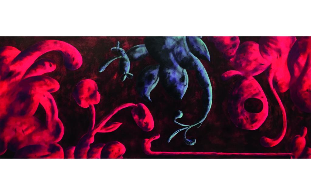 Ilan Dana: exploración filosófica a través de la pintura - ILAN DANA-5