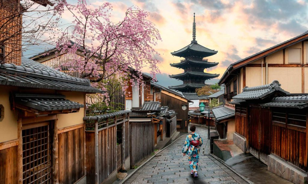 Gu 237 A Para Visitar Kioto