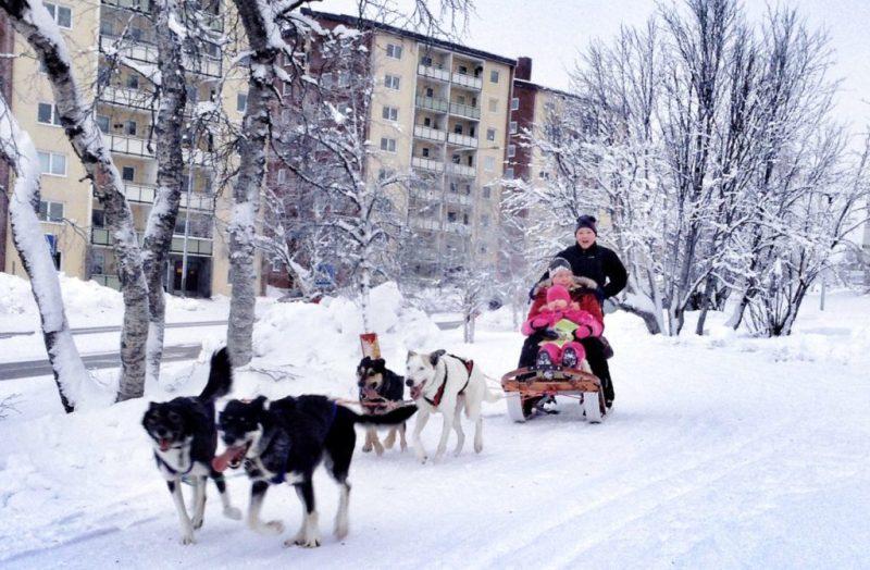 Festivales de nieve en el mundo - kiruna-snow-festival