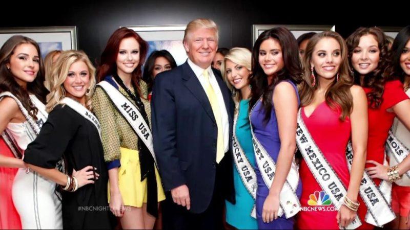 11 fun facts del concurso Miss Universo - missuniverso_donaldtrump