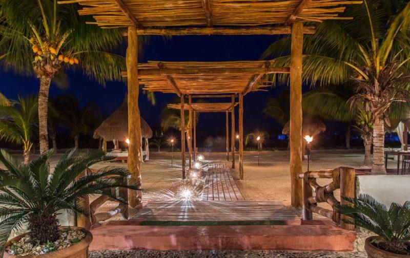 Ser Casasandra Holbox, tu casa en el paraíso - playa-foto-hotel-holbox