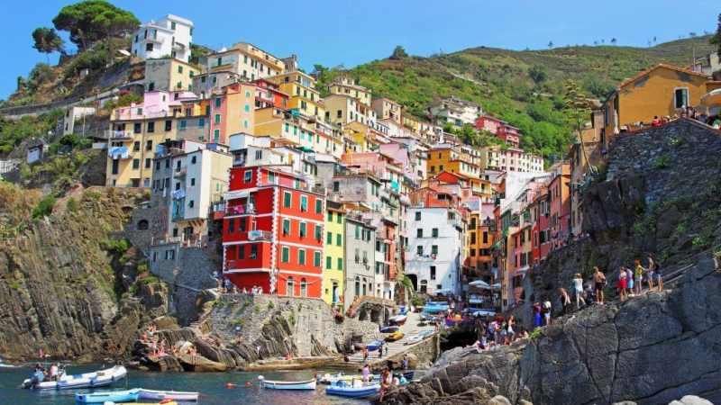 7 de los lugares más bonitos de Italia - pueblositalia_riomaggiore