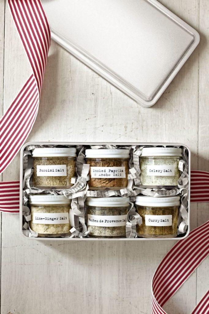 Regalos de Navidad que puedes hacer tú mismo - regalos-de-navidad-sales-gourmet