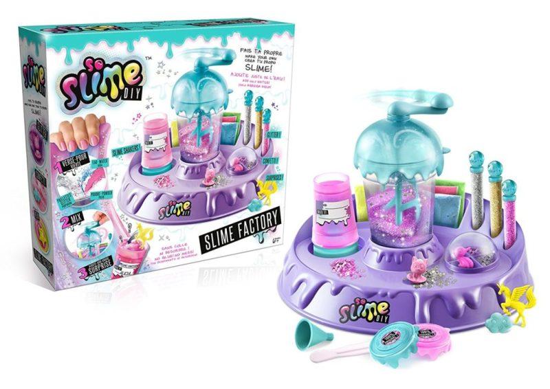 Los mejores regalos para niños en esta Navidad - slime-factory