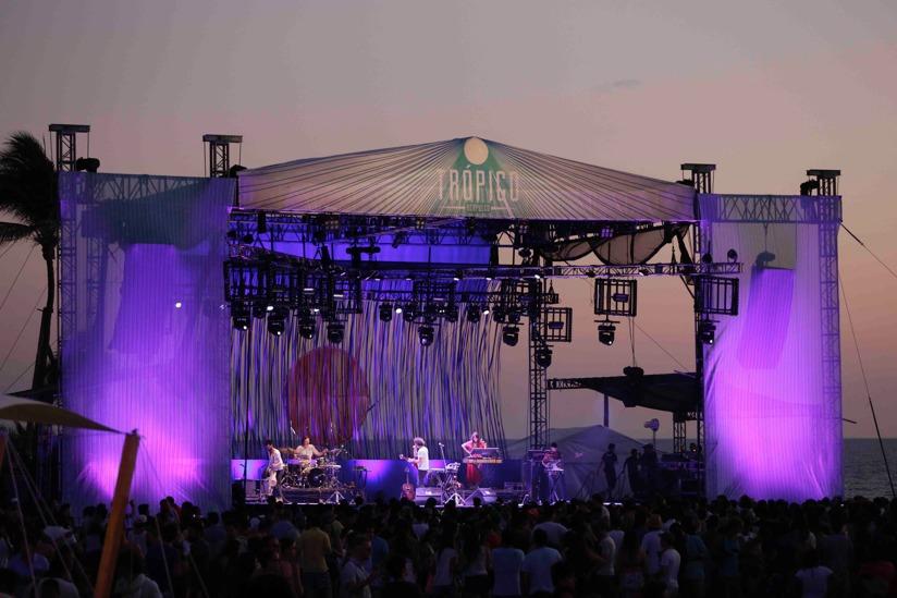 Llega la sexta edición de Trópico, un festival en la costa de Acapulco - Tropico PORTADA