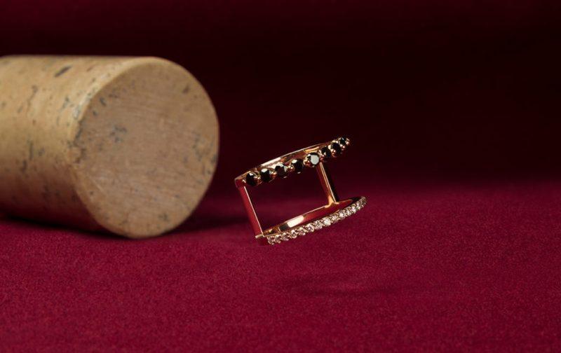 Georgina Rojo: joyería inspirada en la naturaleza - anillo-oro-diamantes-joyas-joyeria