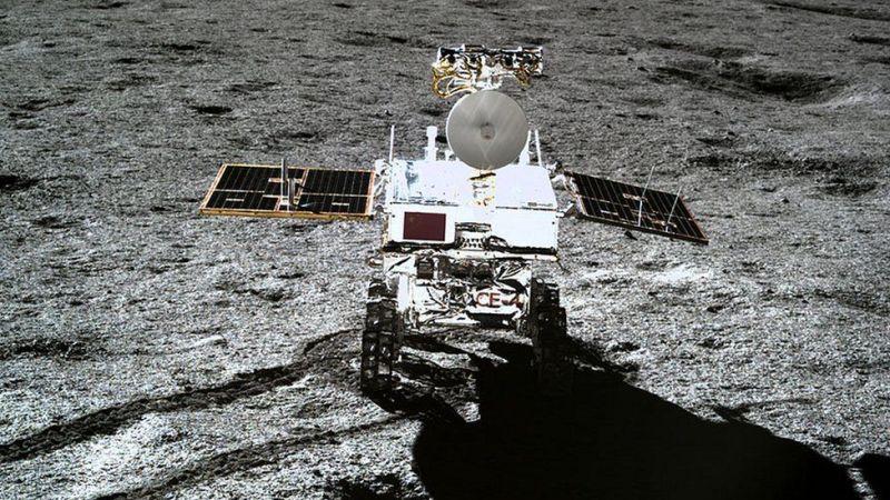 Brota la primera planta en la superficie lunar - chang_e-4