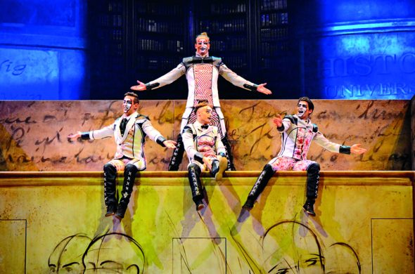 Cirque du Soleil: Joyà