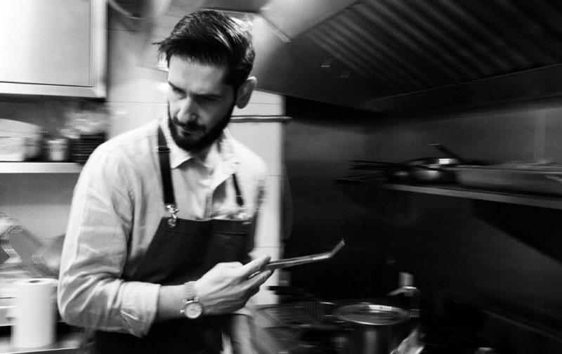 Marco Carboni y su Sartoria - cocinar-chef-cocina-italiana-marco-carboni