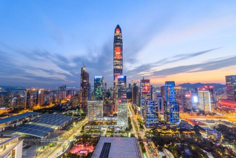 Los mejores destinos para viajar en 2019 - destinos2019_shenzhen