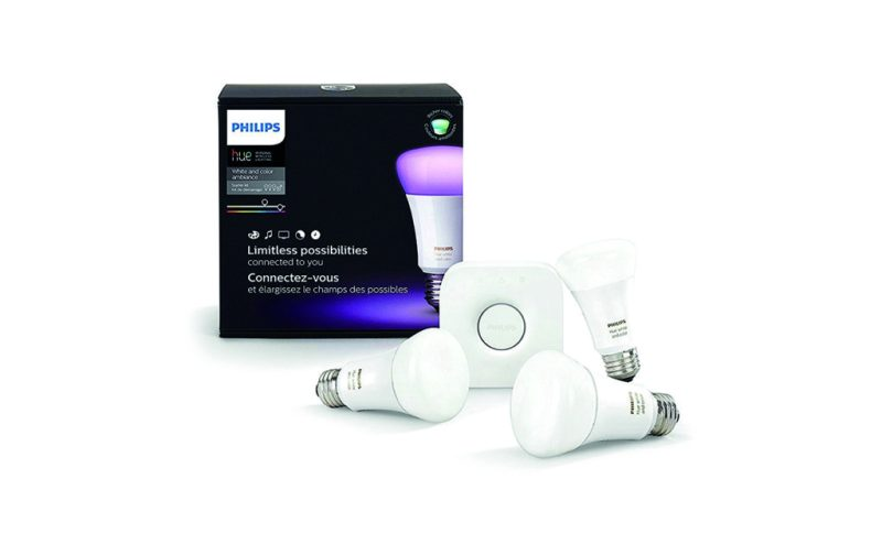 Tech wishlist: smart home gadgets - focos-inteligentes-hue-philips