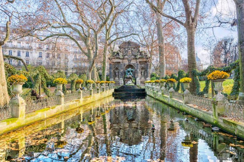 Spots para tomar las mejores fotos en París - fotosparis_jardinesluxemburgo