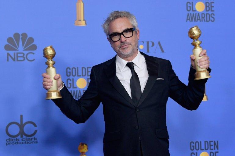 Los ganadores de los premios Golden Globe 2019 - goldenglobes_mejordirectoralfonsocuaron