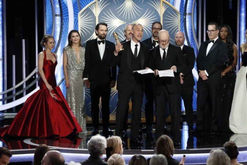 Los ganadores de los premios Golden Globe 2019 - goldenglobes_theamericans