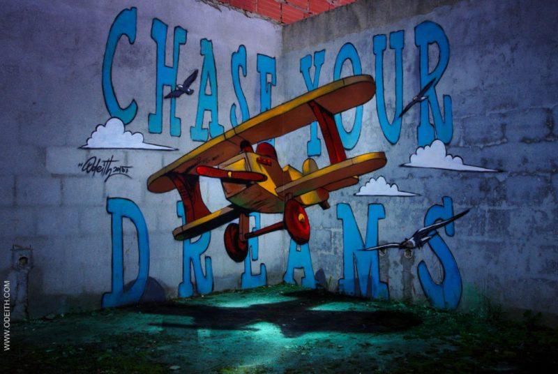 Los grafitis en 3D más impresionantes de Odeith - grafitis-impresionantes-3d-3