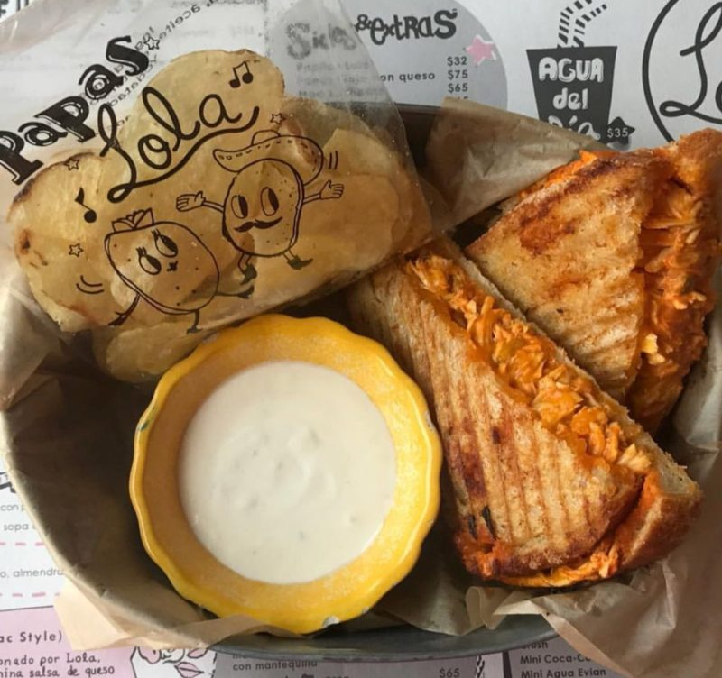 Dónde comer los mejores grilled cheese sandwiches en la CDMX - grilledcheese_elencantodelola