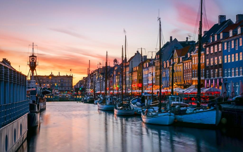 Guía para visitar Copenhague - Guía para visitar Copenhague portada