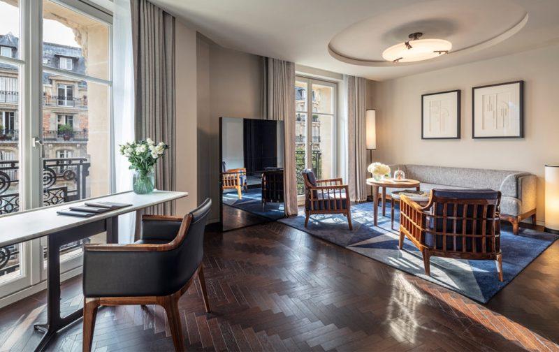 Lutetia, el mítico hotel de París - hotel-lutetia-suite-lutetia-living-room