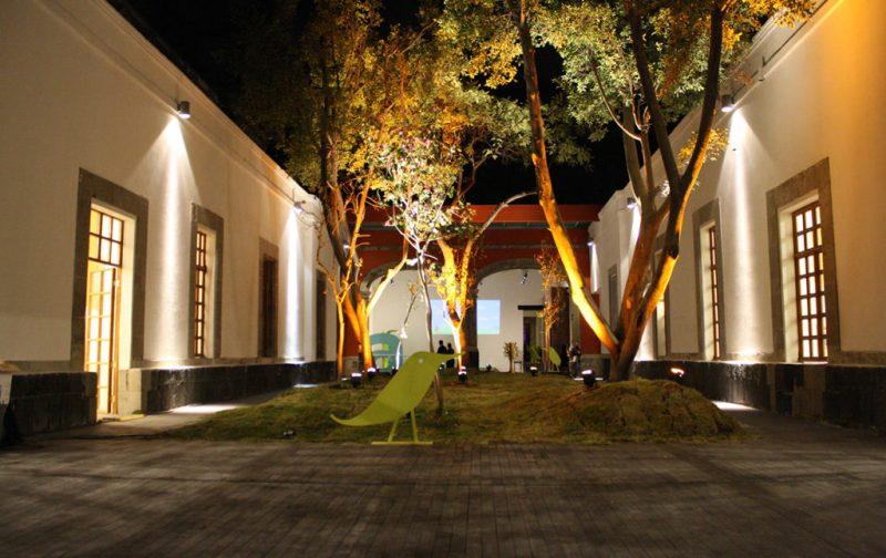 Biblioteca de México: conjunto de infinitos - jardin-sala-infantil
