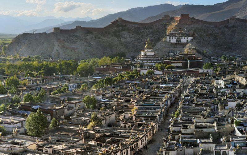 Thomas Laird y los murales del Tíbet - murales-del-tibet